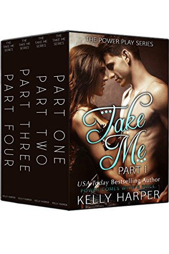 Take Me: The Complete Series by Kelly Harper