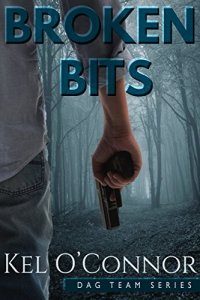 Broken Bits by Kel O'Connor book cover
