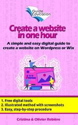Create a website in 1 hour