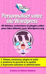 Personnaliser son site WordPress
