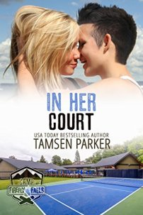 In Her Court by Tamsen Parker Book Cover