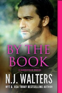 By the Book by N.J. Walters Cover