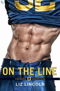 On the Line by Liz Lincoln Book Cover