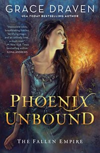 Phoenix Unbound by Grace Draven Book Cover