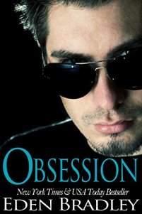 Obsession by Eden Bradley book cover