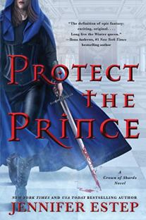 Protect the Prince by Jennifer Estep book cover