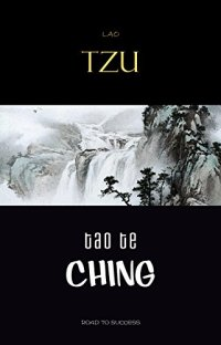 Tao Te Ching by Lao Tzu book cover
