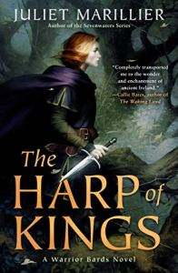 The Harp of Kings by Juliet Marillier book cover