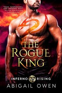 The Rogue King by Abigail Owen book cover