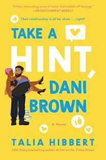 Take a Hint, Dani Brown by Talia Hibbert book cover