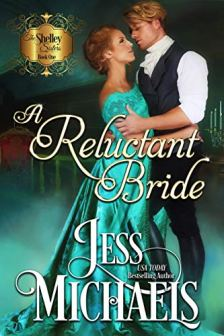 A Reluctant Bride by Jess Michaels book cover
