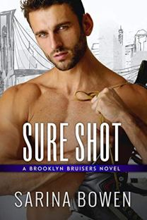 Sure Shot by Sarina Bowen book cover