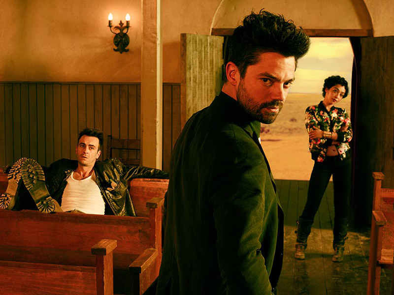 Image result for preacher amc