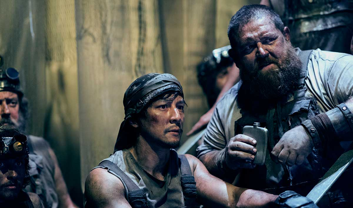Image result for Into the badlands season two