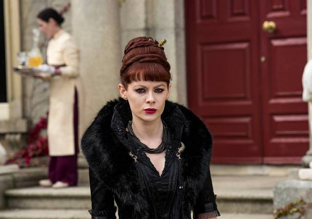 into-the-badlands-the-widow-Emily Beecham-in-episode-3