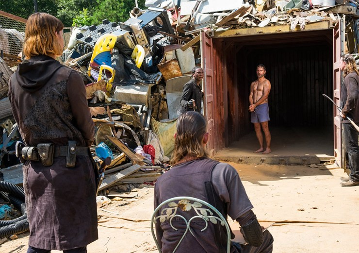 The Walking Dead: Season 8, Episode 7 'Time For After' Review