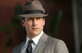 Don Draper (Jon Hamm) in Episode 1 - Photo by Michael Yarish/AMC