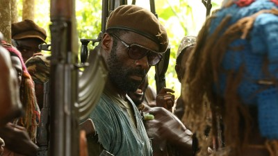 Idris Elba leads child soldiers in Beasts of No Nation, playing at the BFI London Film Festival