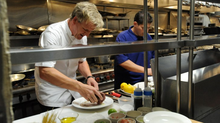 Leone Ramsay Kitchen Nightmares Bbc America