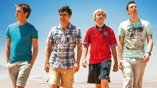 WATCH: New Clip From 'The Inbetweeners 2' | Anglophenia | BBC America
