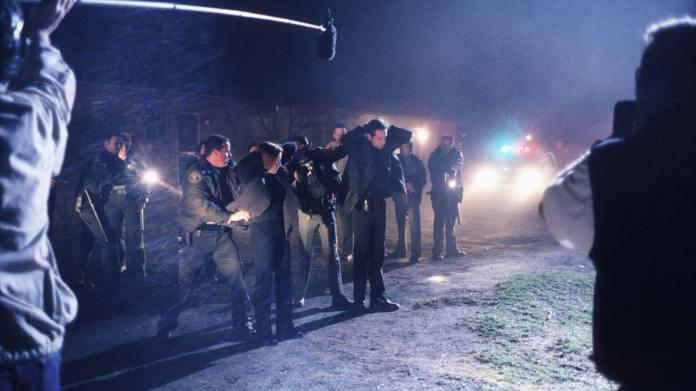 "The X-Files : Season 7, Episode 12: ""X-Cops"""