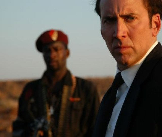 Nicolas Cage Lord Of War Lord Of Internet Mockery