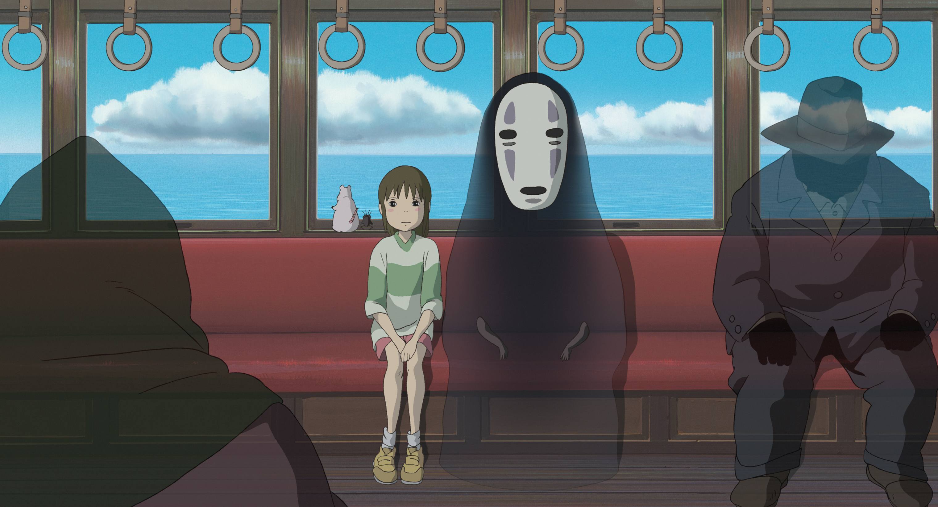 Spirited Away A Masterclass On Color Sound And Silence Intermittent Mechanism