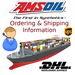 Amsoil Ordering and Shipping Information