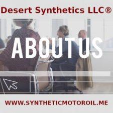Desert Synthetics LLC®
