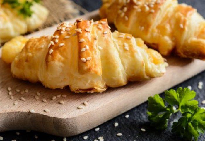 Recette De Croissants Salés Le Blog Anaca3com