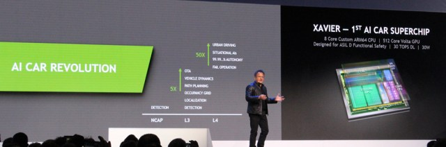 nvidia drive px xavier bosch Heres what you need to know about Xavier, the backbone of NVIDIA DRIVE