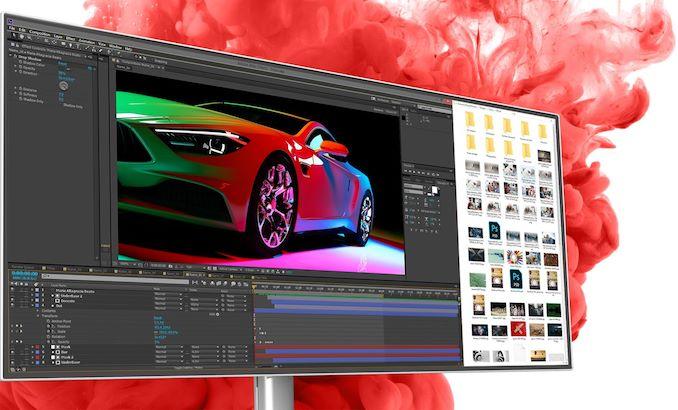 MSI's Prestige PC341WU 5K 34-Inch Professional Monitor Now