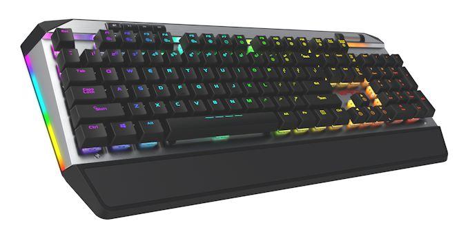 Giveaway: Patroit Viper V765 Mechanical Keyboard, V370 Headset, & More