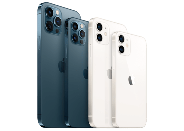 Apple Announces iPhone 12 Series: mini, Regular, Pro & Pro Max, all with 5G