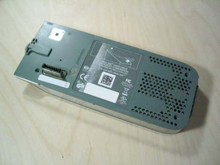 Disassembling The Xbox 360 HDD Inside Microsofts Xbox 360