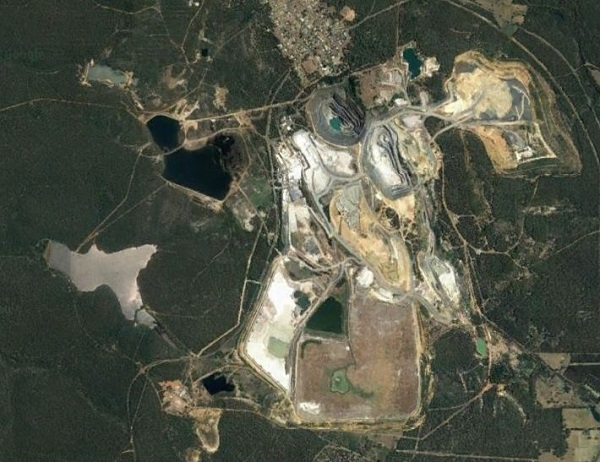 Greenbushes Mine