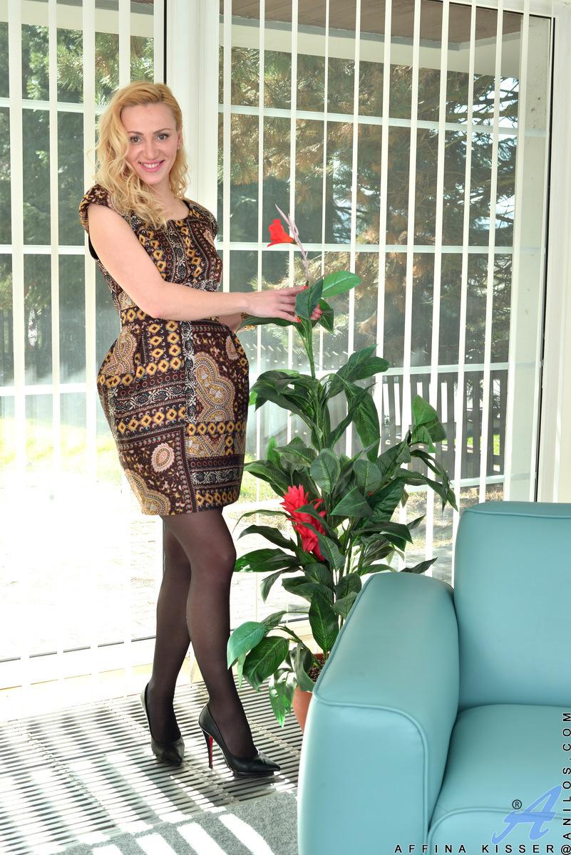 Anilos.com - Affina Kisser: Russian Milf