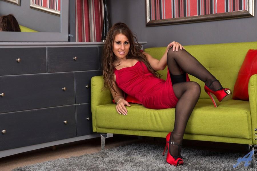 Anilos.com - Jess West: Dressed Up