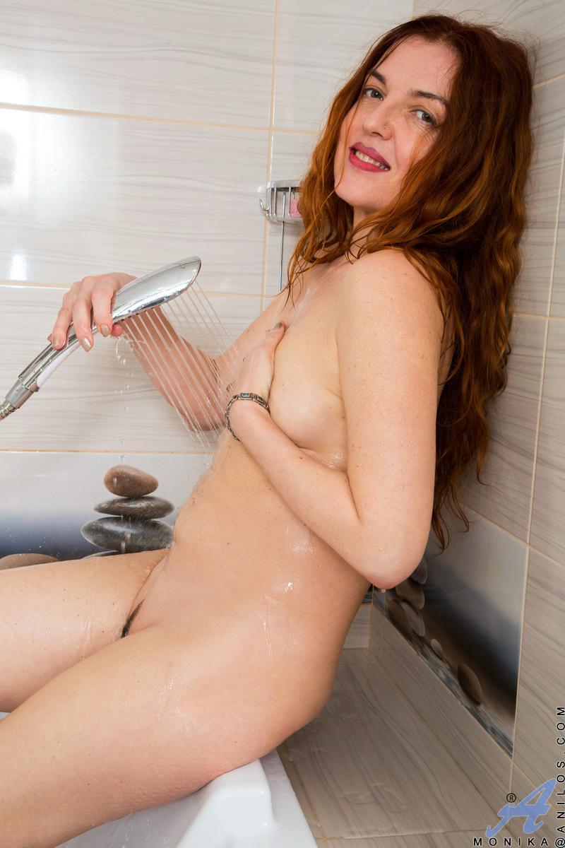 Anilos.com - Monika: Shower Play