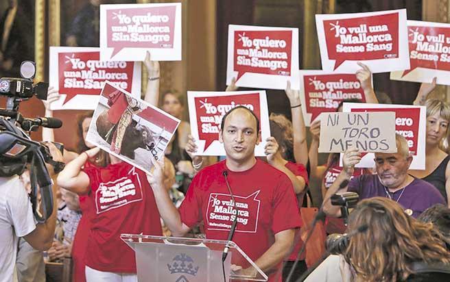 La Justicia avala la declaración de Palma como ciudad antitaurina