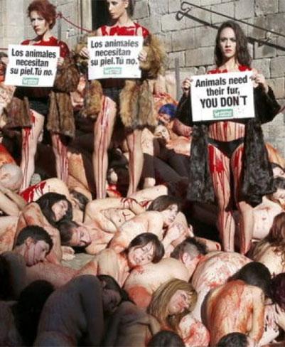 Industria de la moda le está dando la espalda a la pieles animales
