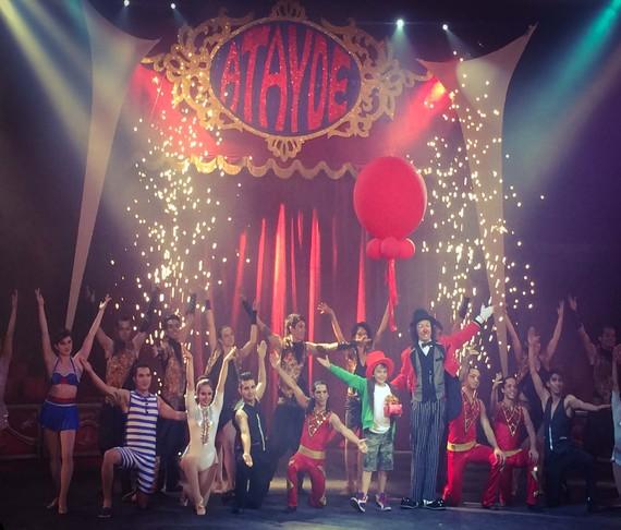 Circo Atayde: un circo sin animales