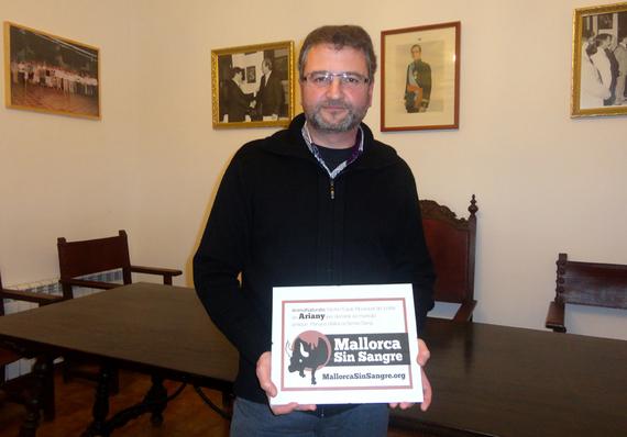 Ariany se transforma en el 17° municipio antitaurino de Mallorca