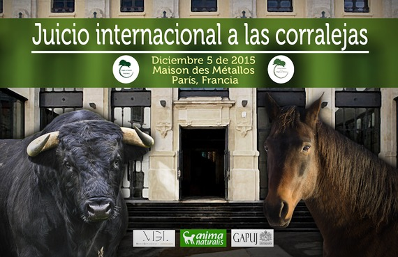 Se realizará en Francia Juicio Internacional a las Corralejas