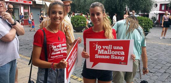 Parlament Balear aprueba proposión para prohibir la tauromaquia en todas sus formas