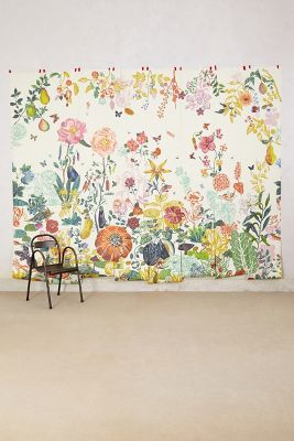 Wall Mural Anthropologie