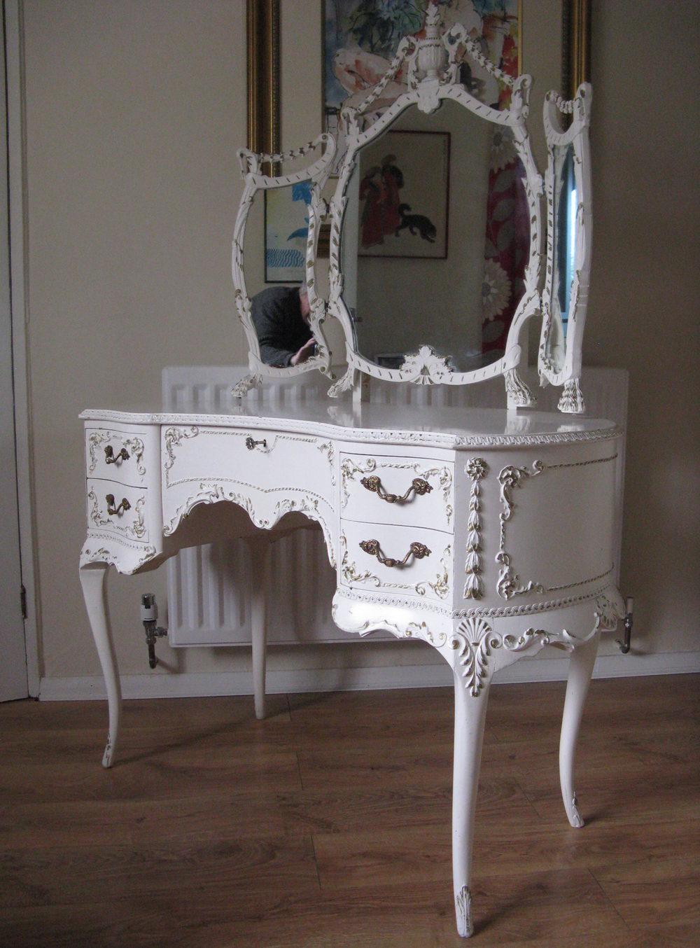 Antiques Atlas Louis Dressing Table