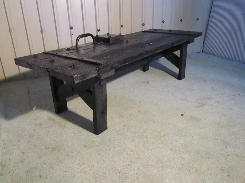 a very different quirky coffee table