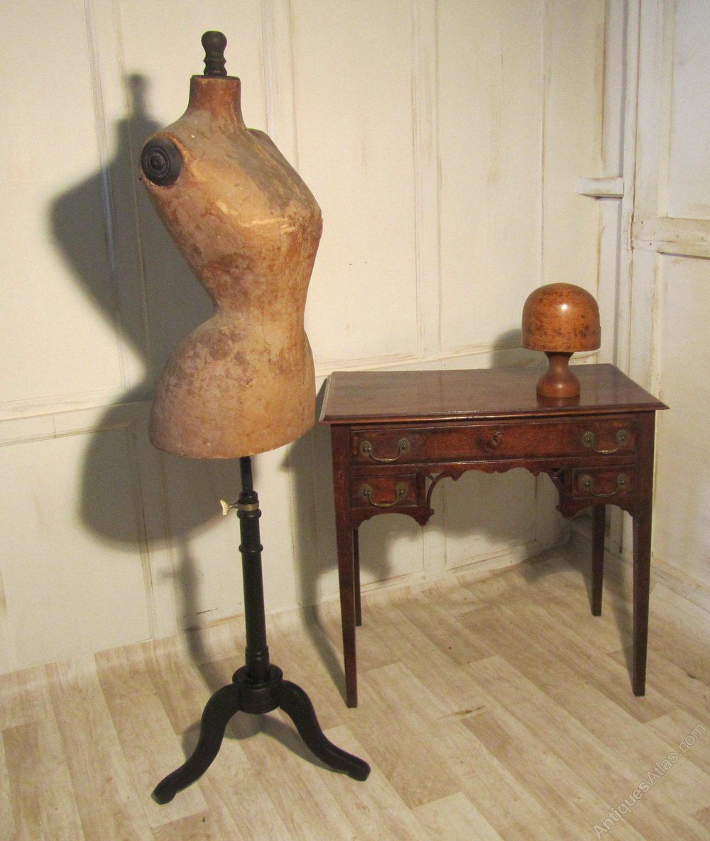 Antiques Atlas A Vintage 19th Century French Mannequin