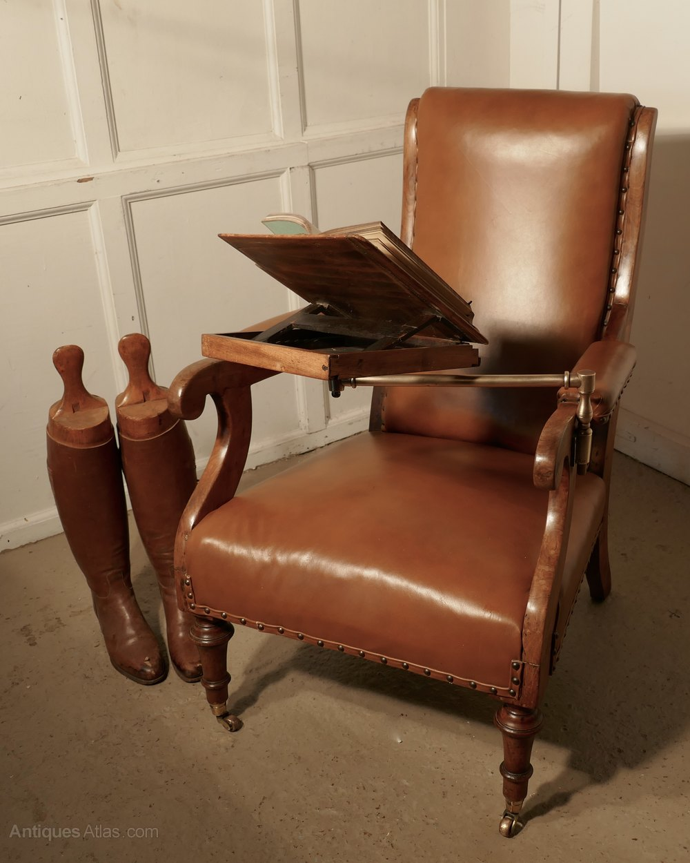 Upholstered Occasional Arm Chair